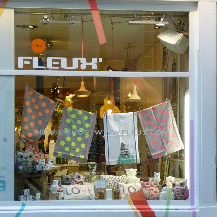 FLEUX, objets tendances/design, 39-52 rue Ste Croix de la Bretonnerie, 75004 Paris, http://www.fleux.com/