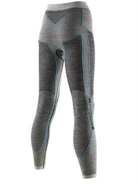 x-bionic - women - skiing - apani merino ski base layer pants