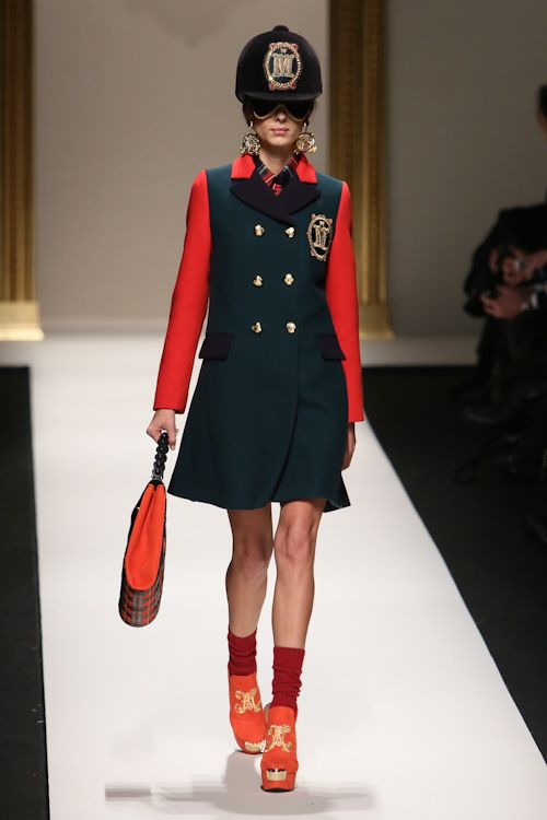 モスキーノ(MOSCHINO)2013-14年秋冬コレクション Gallery26 - ファッションプレス