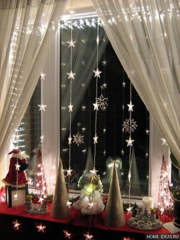 Как украсить дом к Новому году 2016: 5 полезных советов как оформить квартиру к Новому году
