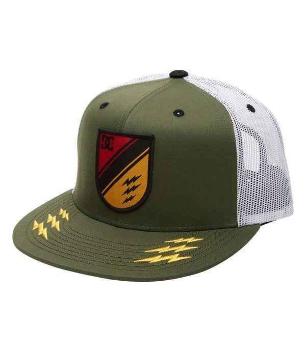 Rob Drydek DC hat