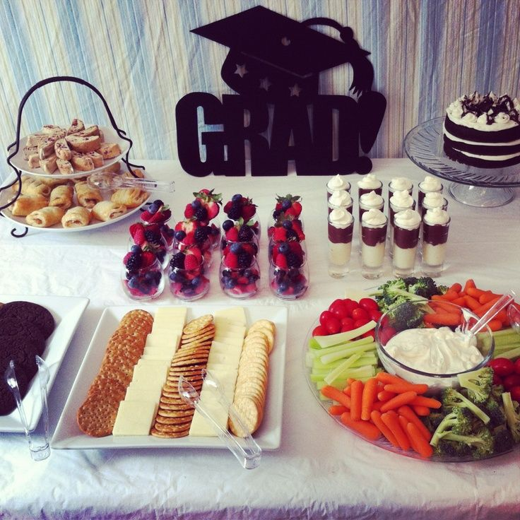 graduation party food college graduation ideas food graduation 30471
