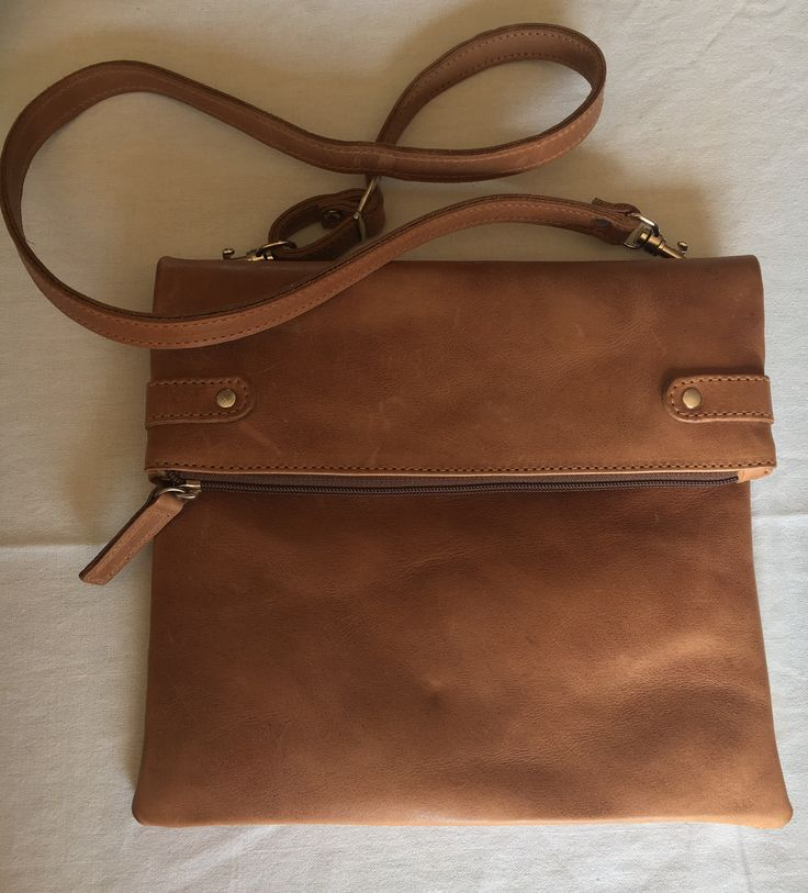 Fold Over Sling by Clan Rattray Bag Co.