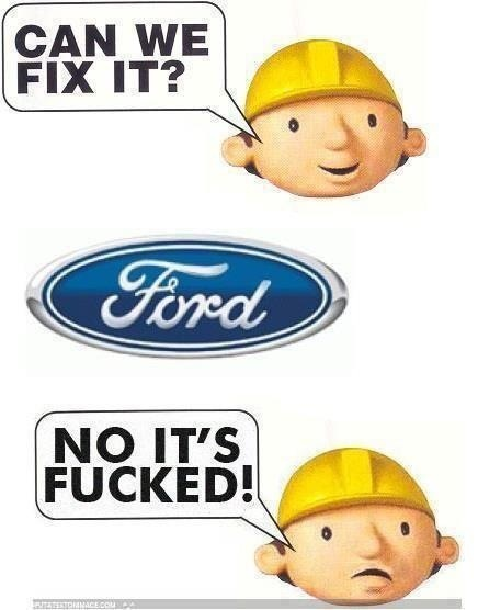 This one's for you Ford lover lol