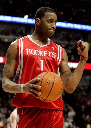 Tracy Mcgrady (Houston Rockets)