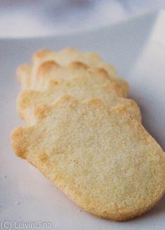 LeivinLiina: Gluteenittomat vaaleat piparit