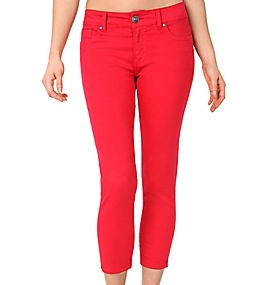 Still searching for a great pair of brightly coloured cropped pants? Try Buffalo David Bitton :)