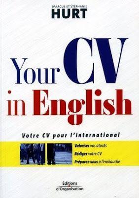 la faculté: your cv in english