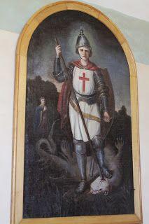 Szilveszter Barát Blogja: Szent György búcsúra készülőben tartott lelkigyako...