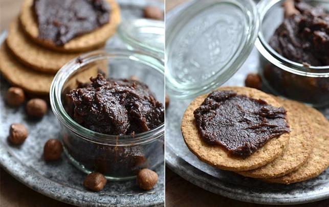 Opskrift: Hjemmelavet, sund nutella