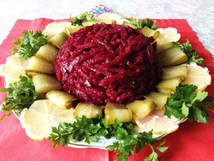 Вкуснейший салат из свеклы. Незабываемый вкус праздника