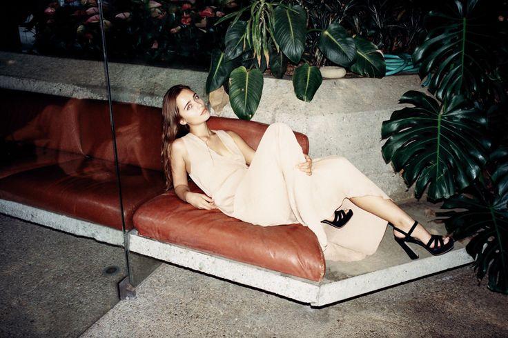 Lera Pen by Mikkel Kristensen. Shot at James Goldstein's residence in Beverly Hills for Sticks & Stones Agency.