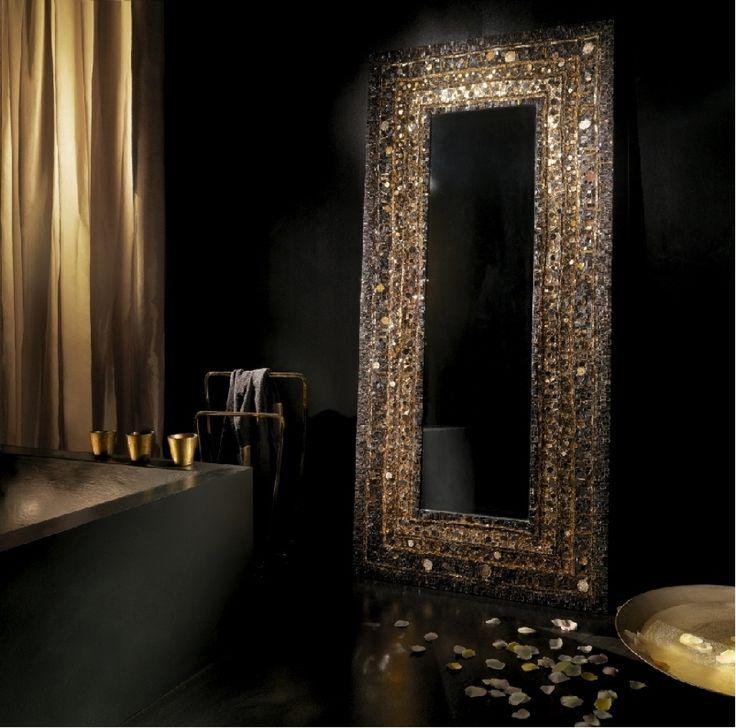 Mosaico Su Specchio