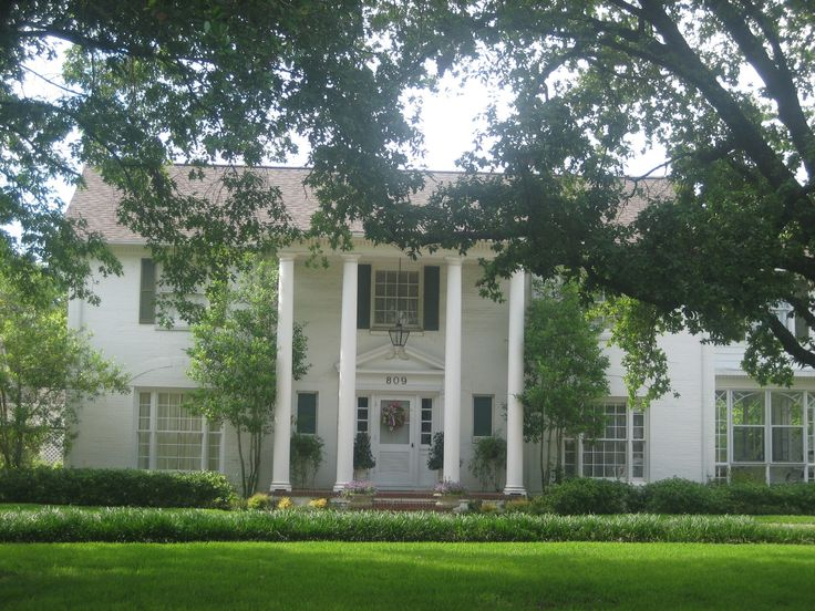 Southern Plantation Style Homes House Plans Car Tuning