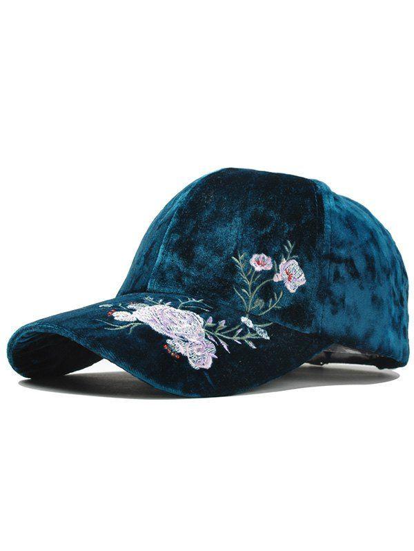 7c02d6e4195bd Ladies Floral Baseball Cap