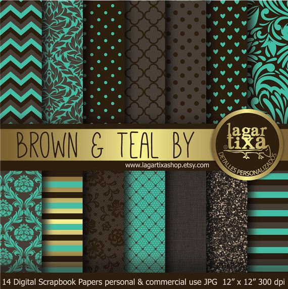 13 Best Images About Chocolate And Teal Girls Room On