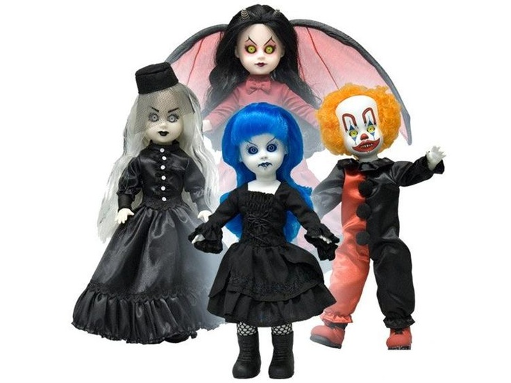 SDCC 2012 Exclusive Resurrection Series 06 (watch out for the creepy clown)
