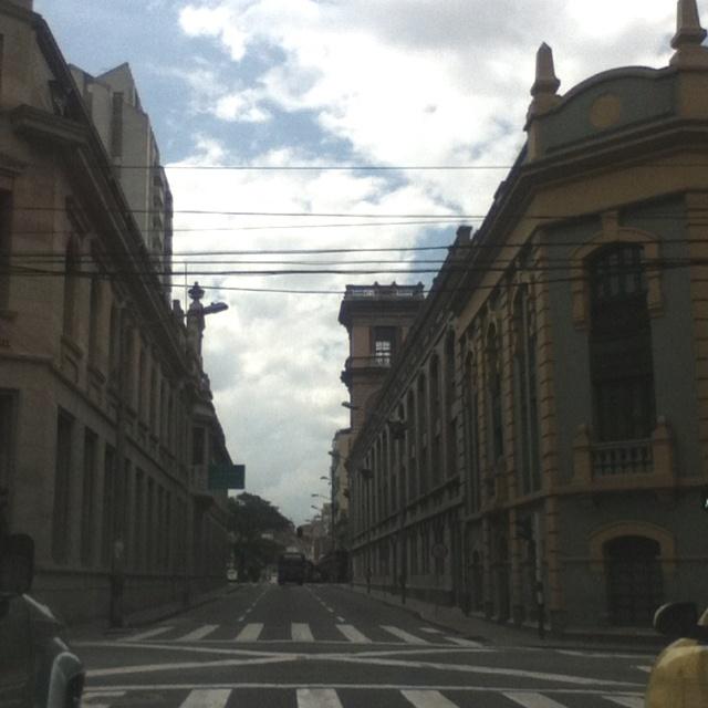Antiguas edificaciones