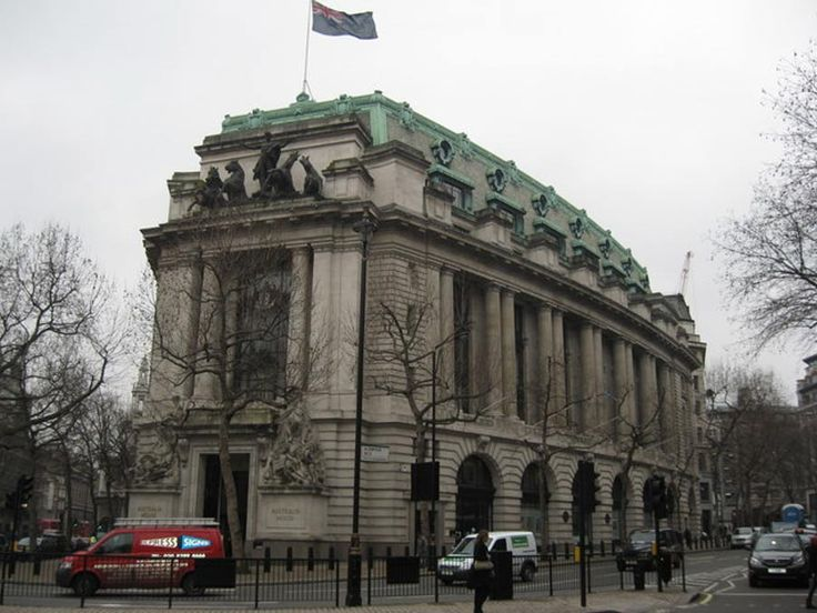 Australia House has been featured in popular culture vehicles, including Harry Potter and Wonder Woman movies.
