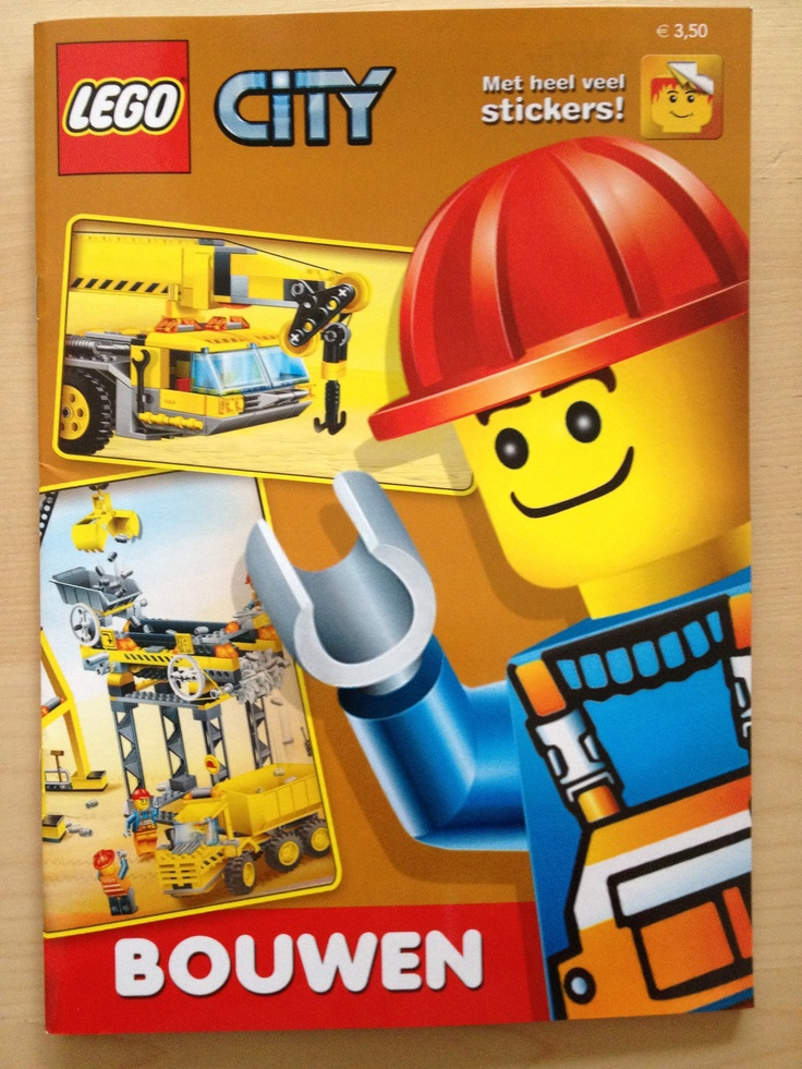 lego city magazine building children 39 s books. Black Bedroom Furniture Sets. Home Design Ideas