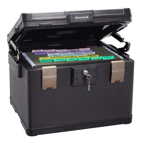 best Fireproof safes: 10. Sentry Safe X055 Security Safe, 0.5 Cubic Feet, Black Best Fireproof Safes