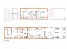 M s de 25 ideas incre bles sobre casa estrecha en for Casas estrechas y alargadas