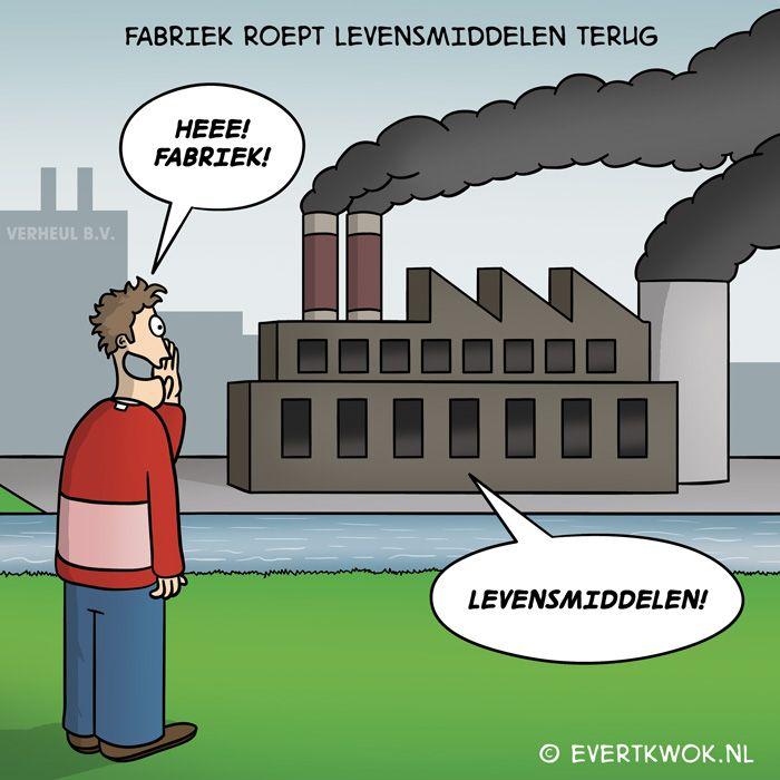 """Zo heerlijk slap dit! """"Fabriek roept levensmiddelen terug - Evert Kwok"""""""