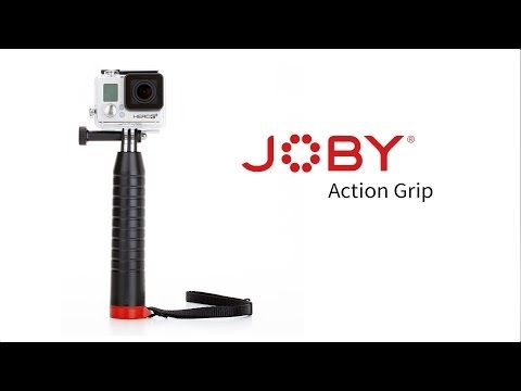 $58.88 Joby Action Grip and Pole   Cameras Direct Australia