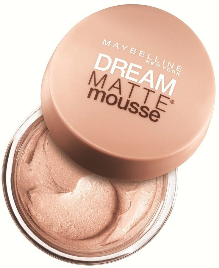 Maybelline Dream Matte Mousse Foundation