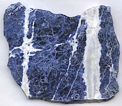 Sodalite, discovered in 1806 in Greenland.: Crystals Minerals Gemstones, Minerals Rocks Gems, Healing Crystals Stones, Gems Stones Minerals, Stones Crystals, Blue Colors, Stones And Crystals, Gem Minerals Crystals Rocks