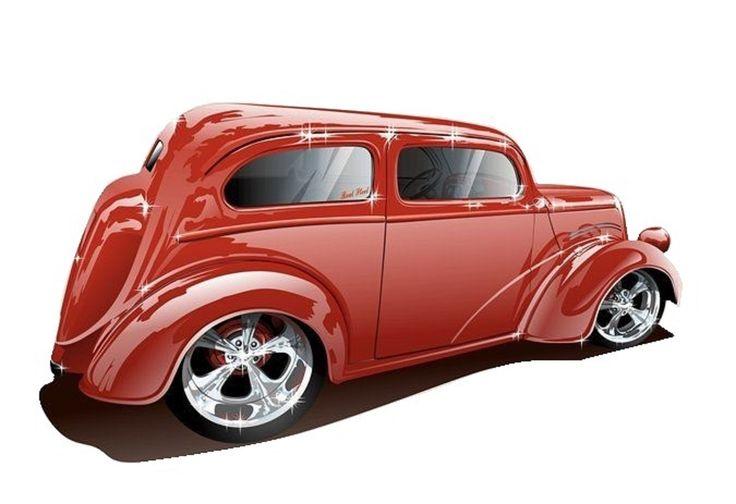 Steve White Vw >> Ford popular . | art drawing of cars | Pinterest | Populárny, Kreslený film a Hot rods