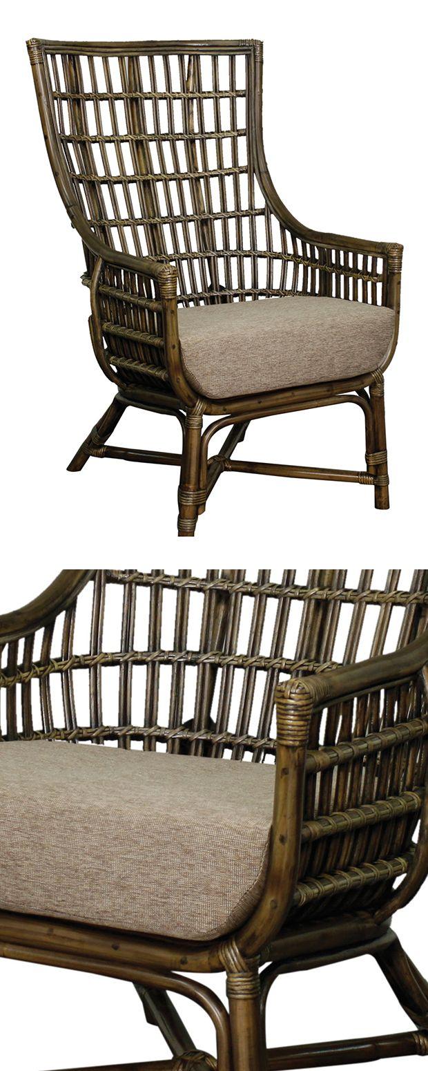 Mauna Pao Rattan Chair