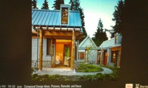 1000 Images About Family Compound On Pinterest Cottages