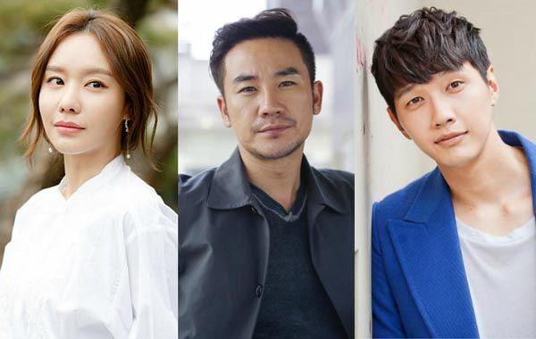 Wanted secures cast in Kim Ah-joong, Uhm Tae-woong, Ji Hyun-woo » Dramabeans Korean drama recaps