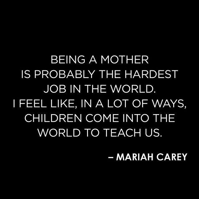 Mariah Carey // A Pea in the Pod