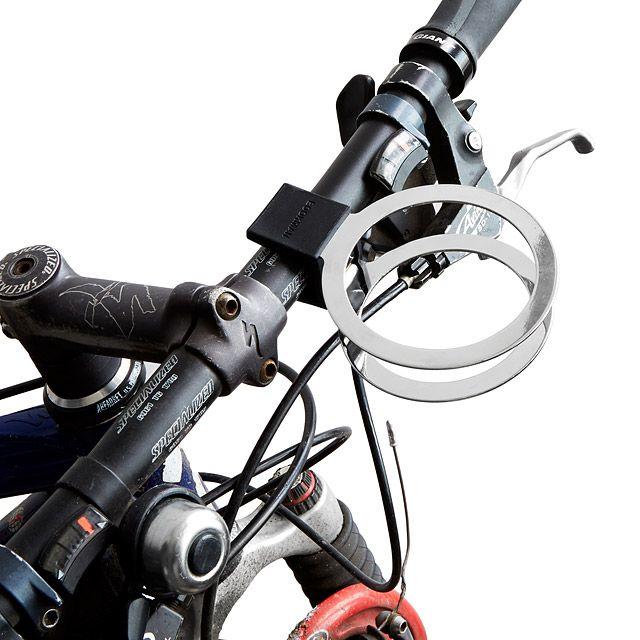 Bike Cup Holder | bicycle bottle holder, water bottle holder | UncommonGoods