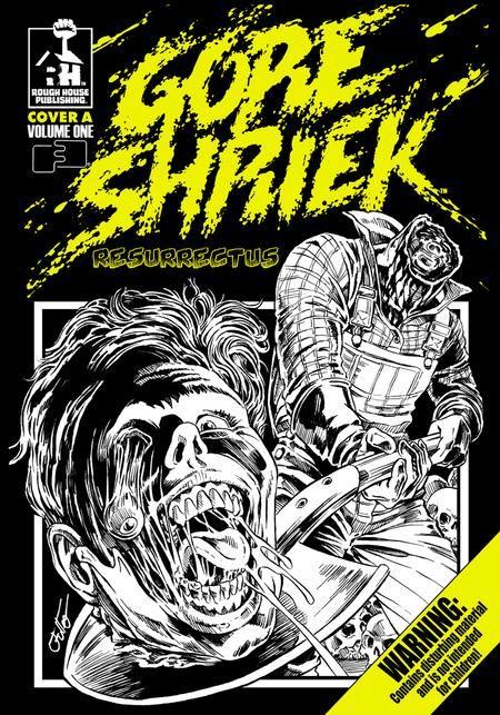 The Official Gore Shriek website has ALL the Gore Shriek news and ordering information!!