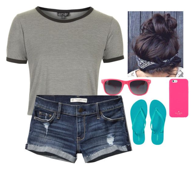 """""""Pool Party"""" by mayaxoxo3 ❤ liked on Polyvore"""
