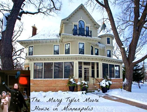 """The """"Mary Tyler Moore"""" House For Sale in Minneapolis - Holy Gorgeous - check out that kitchen <3"""