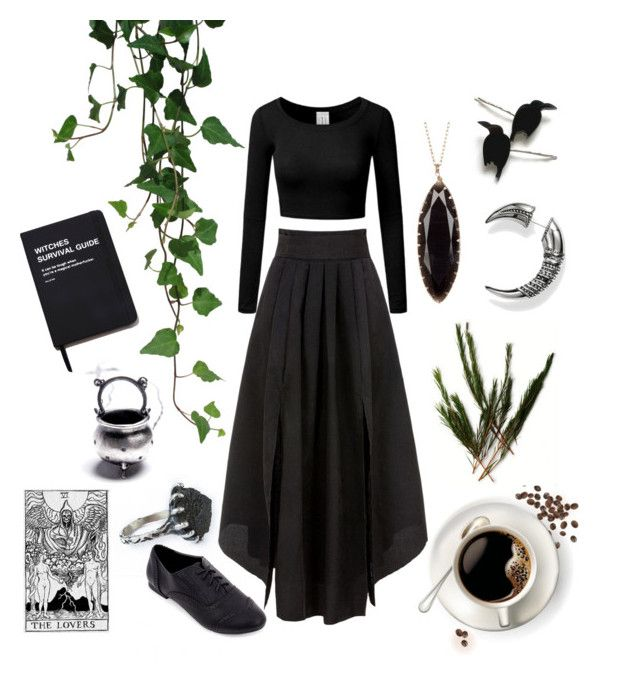 Witch Aesthetic In 2020 Witch Outfit Witch Aesthetic