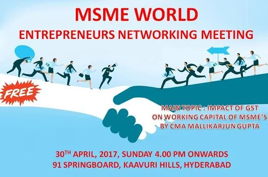 Msme World for Your Business Success