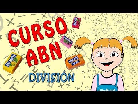 Matemáticas ABN 3º - INICIACIÓN A LA DIVISIÓN - Colegio San Agustín - YouTube