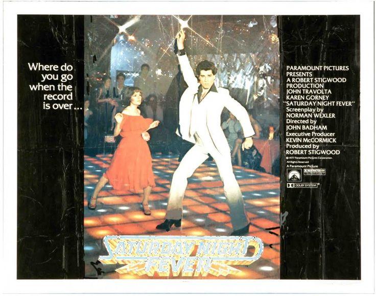 Джон Траволта отжигает на танцполе - Фрагмент (Лихорадка субботнего вечера)