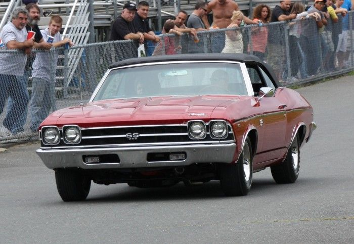 L78 L89 Powered 1969 Chevrolet Chevelle Ss 396 Takes Musclepalooza Xx