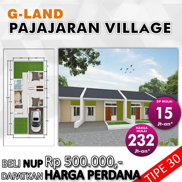 Proyek Baru dari GAN Properti! G-Land Pajajaran Village! Beli NUP seharga 500ribu untuk dapat HARGA PERDANA! HARGA PERDANA Mulai 232 Jutaan*! DP Mulai 15 Jutaan*! Lokasi cek di www.ganproperti.com. HARGA NAIK TANGGAL 6 NOVEMBER 2017! Hub sekarang juga WA 0812 3238 5000.  #house #rumahnyaman #properti #perumahan #property #realestatelife #realestate #rumah #rumahminimalis #rumahku #rumahbandung #perumahanbandung #25lokasi #landed #housing #ganproperti #lokasistrategis #rumahbaru #rumahbaruku