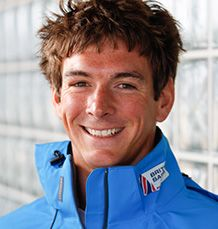 Dylan Fletcher - Sailing. 49er.