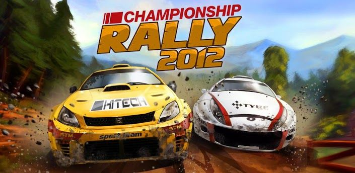 Hold on tight, it's going to be a bumpy ride!    Championship Rally 2012 puts you in the driving seat as you speed, drift and career through some of the best rally action on mobile. Build up points and unlock better cars as you negotiate 12 increasingly difficult and varied courses. Prove you are up to the challenge as you compete to become the ultimate Rally Champion!