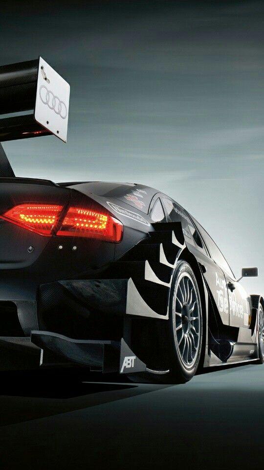 Audi RS8 DTM.
