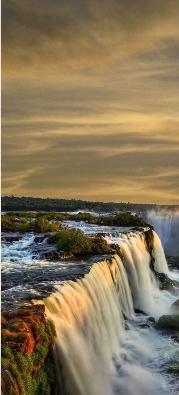 Cataratas do Iguaçu, Brasil.