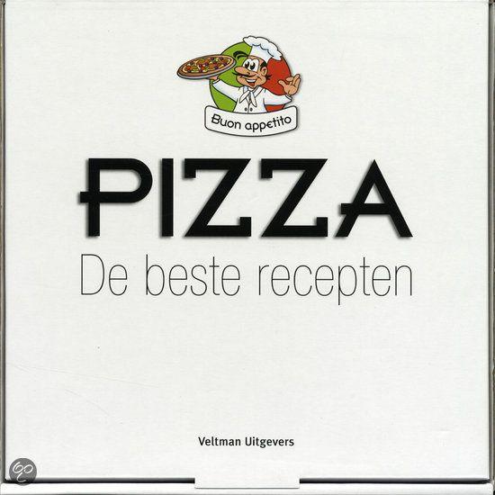 Boek - Pizzarecepten